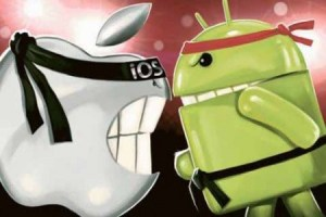 Apple and android friends ! :D
