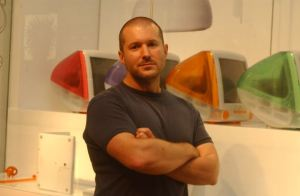 Sir Jonathan Ive, known as Jony