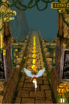 Temple Run Double Resurrection Trick By Dhavalthakur.com