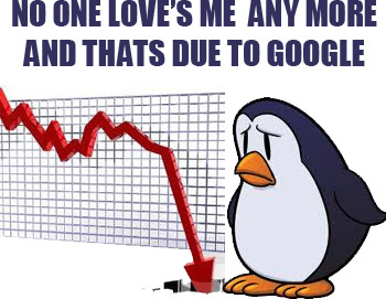 Google Penguin hated by Bloggers