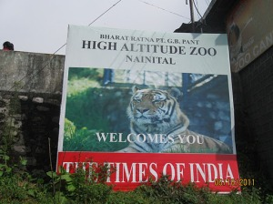 Nainital Lake and Zoo
