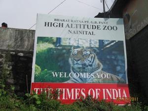 Nainital Lake and Zoo