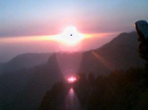 The Almighty Sun!