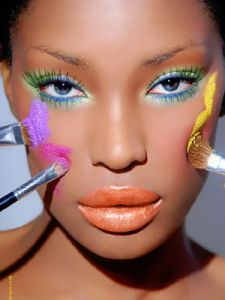Summer-Makeup-Tips-For-Black-Women